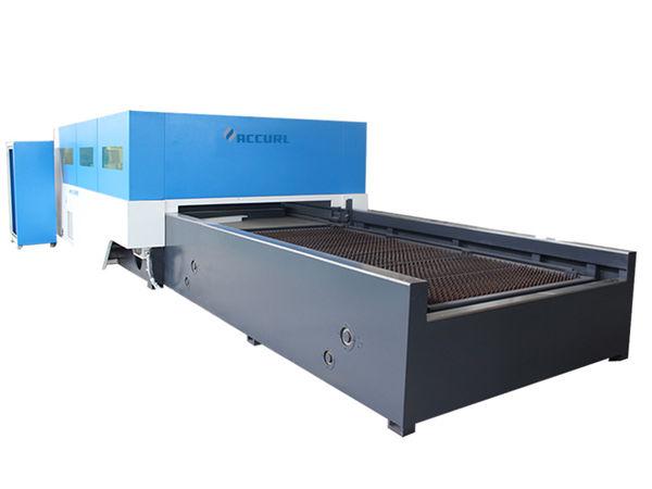 máquina de corte cnc de chapa de alta velocidad, seguimiento automático del eje z estable