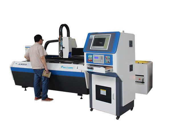 Máquina de corte por láser de metal